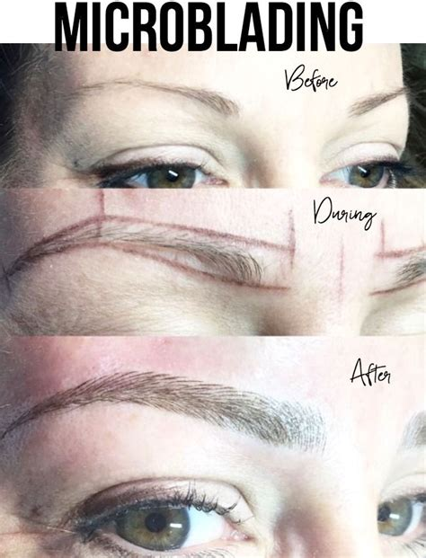 tattoo eyebrows how long does it last the 25 best what is microblading ideas on pinterest
