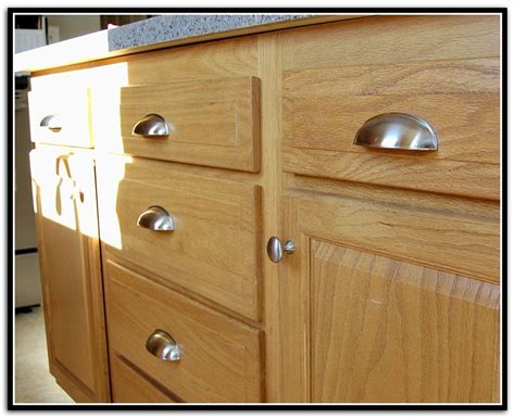 Cabinet Door Pull Placement Cabinet Handles On Kitchen Cabinets Shaker Cabinet Handle Care Partnerships