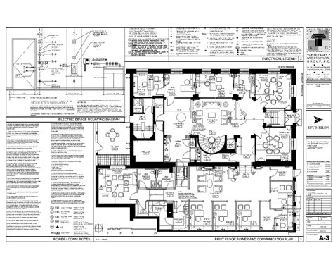 Bank Design Floor Plan 706 Madison Ave New York The Bank Of New York Private