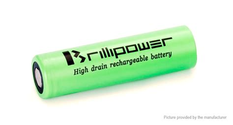 Murah Blackcell Imr18650 3100mah 40a 7 56 brillipower imr18650 3 7v 3100mah rechargeable li ion battery authentic 40a max