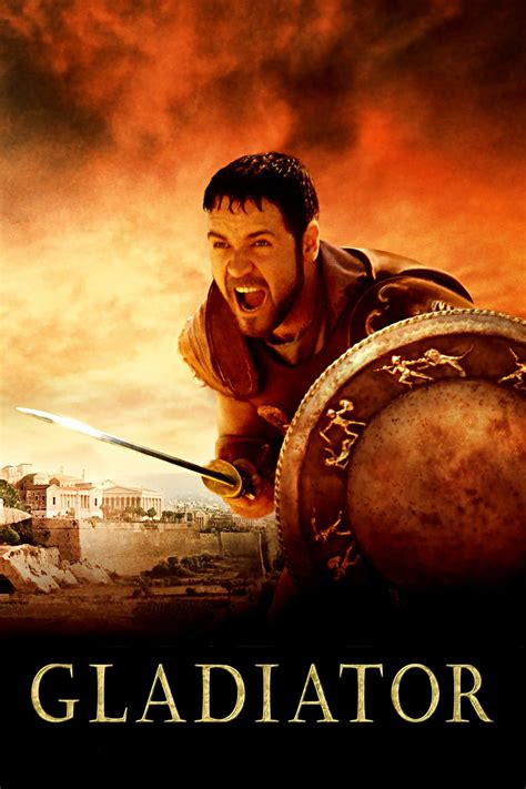 gladiator film cast list gladiator 2000 posters the movie database tmdb