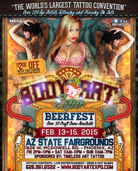 Tattoo Expo Orange County 2015 | tattoo expo pheonix arizona 2015 oc tattoo shop orange