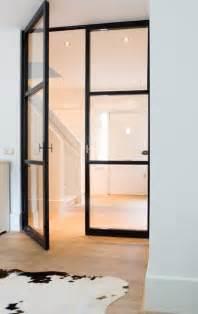 Open Glass Door Hallway Doors Black Glass And Sliding Exles Founterior