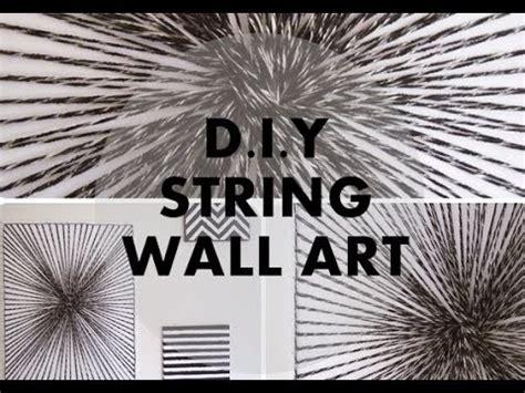 Diy Bathroom Wall String To Diy String Wall Nancy Mac