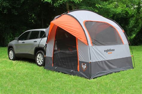 Tenda Forester truck and suv tents cing options for the overlander