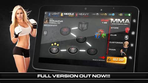 download game ufc android mod apk mma fighting clash apk v1 051 mod money apkmodx