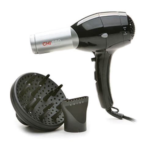 Hair Dryer Low Watt farouk chi pro gf1505 low emf 1300 watt ionic hair dryer