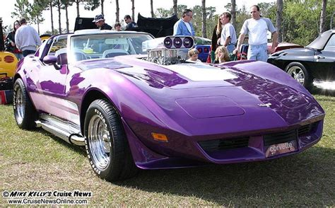 corvette purple c3 corvette purple power c3 corvettes