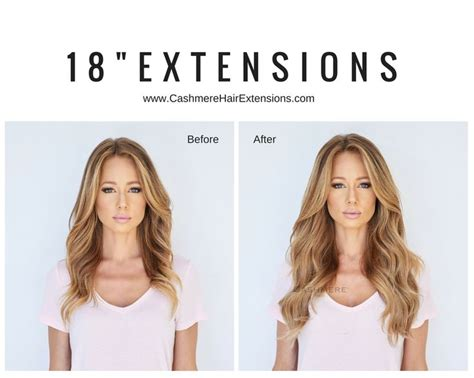 see what a difference quality extensions make before 201 best hair extensions images on pinterest cashmere