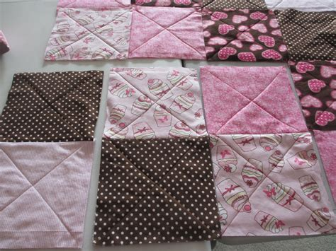 Sewing Quilt Squares Together by Sew Inspired Handmade March Sew Along Part 2