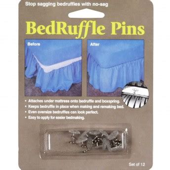 bed skirt pins day bed ruffled bed skirt shopbedding com