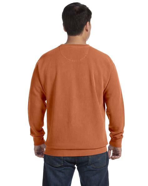 comfort colors sweatshirts wholesale comfort colors 1566 crewneck sweatshirt
