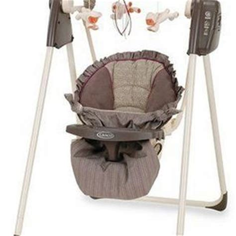 Graco Compact Baby Swing Laura Ashley Canterbury Reviews