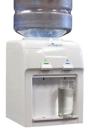Countertop Water Cooler Walmart by Vitapur Vwd2036w 1 Countertop Water Dispenser Walmart Canada
