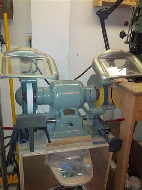 sioux bench grinder photo index feed vintagemachinery org