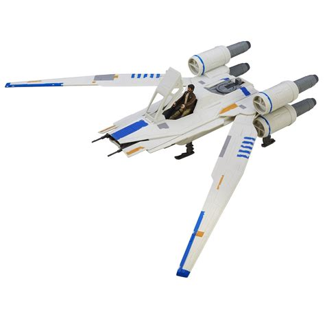 Hasbro Rogue One Rebel X Wing Fighter new hasbro rogue one u wing troop carrier revealed 2