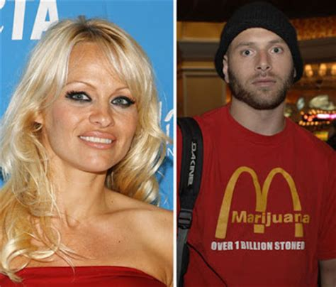 Kid Rock Says Pam Lied About Miscarriage by Pam Kid Rock Rick Salomon Baywatch Rick Solomon