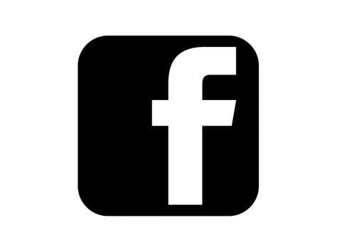 fb icon vector black facebook icon bing images