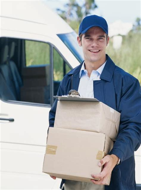 Delivery Driver by 1st Class Fundraisers