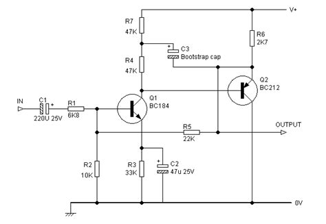 transistor lifier negative feedback circuit discrete design more on 2 transistor shunt feedback lifiers
