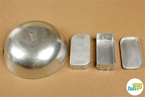 Scrub Aluminium how to clean aluminum 6 tested methods with actual pics