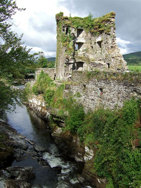 sullivan castle ireland castles of munster carriganass cork 169 mike searle