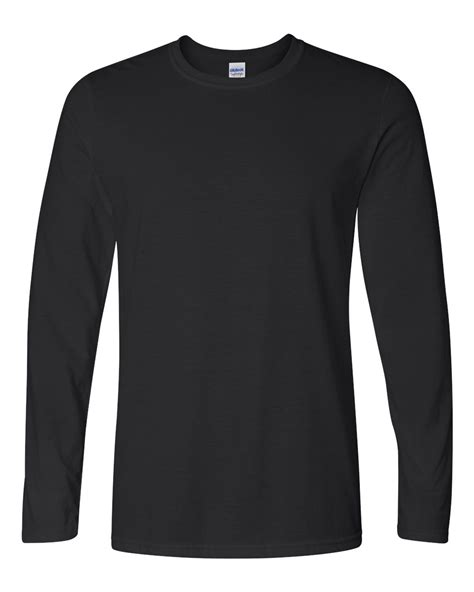 Black Long Sleeve Template Www Imgkid Com The Image Kid Has It Sleeve Template