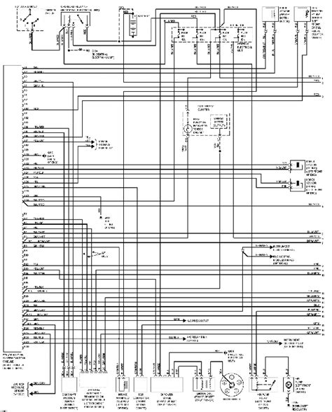 volvo  wiring diagram  auto electrical wiring diagram