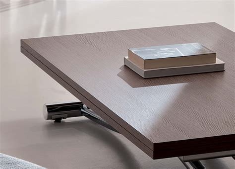 html for a table ozzio mondial transformable table in wood ozzio