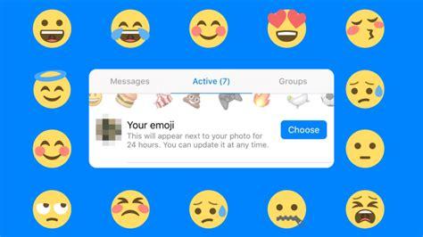 emoji oppo f5 facebook messenger to launch your emoji status noypigeeks