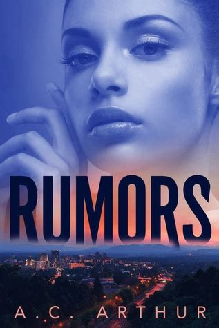 rumors of marty goode books rumors rumors 1 by a c arthur reviews discussion
