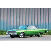 1969 Dodge Dart Swinger 340  It's Easy Being Green Hot