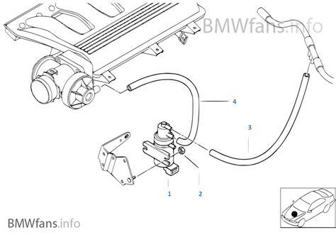 bmw e39 vacuum diagram bmw auto parts catalog and diagram
