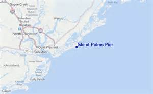 isle of palms pier surf forecast and surf reports