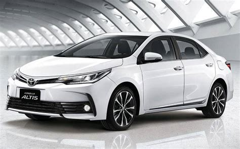 Toyota Corolla India Toyota Corolla Altis Facelift Set For March 15 Launch