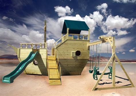 wooden boat swing set boat wood swing set how to and diy building plans online