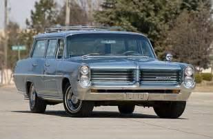 1964 Pontiac Wagon 1964 Pontiac Safari Station Wagon 389 Ci Lot