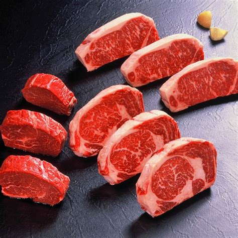 Ribs Eye Steak U S u s sirloin filet mignon rib eye steak 2 each jal