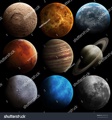 high quality solar system model hight quality solar system planets elements of this image