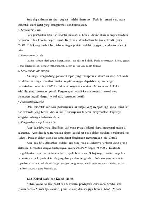 makalah asam format makalah koloid lengkap