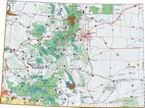 colorado cgrounds map us forest service rocky mountain region colorado