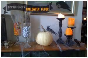 Halloween Decor Store Thrift Store Halloween Decor