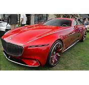 Vision Mercedes Maybach 6 Walk Around  Motorward