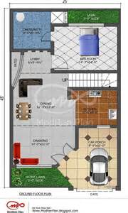 plan of house 5 marla house plan 1200 sq ft 25x45 www modrenplan