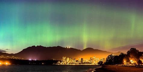 can you see the northern lights in vancouver canada aurora guide how to spot the northern lights in vancouver