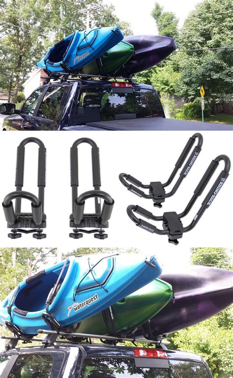 Kayak Rack For Sedan by Best 25 Kayak Roof Rack Ideas On