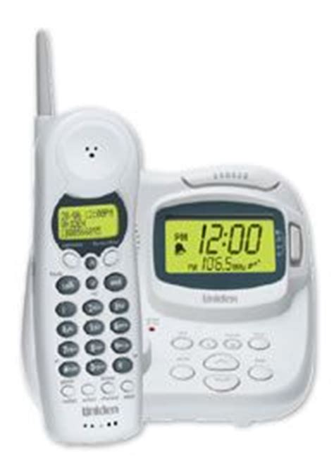 uniden australia cordless phone with a clock radio alarm this is available in australia