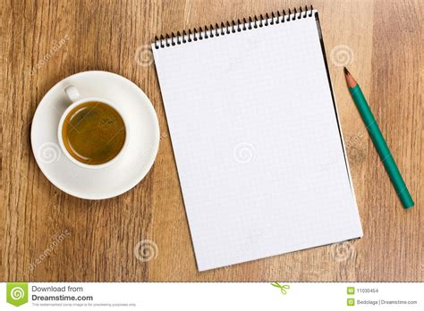 How To Make Pads Of Paper - blank pad of paper stock images image 11030454