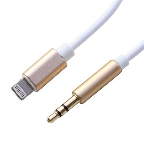 Lightning To 3 5 Mm Headphone Audio Adapter Converter Iphone 7 7p lightning to 3 5mm aux audio stereo adapter