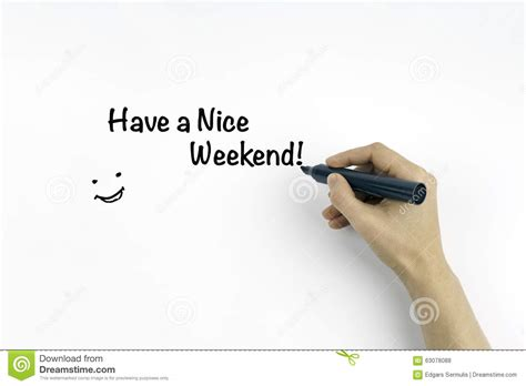 A Weekend by A Weekend Stock Photo Image 63078088